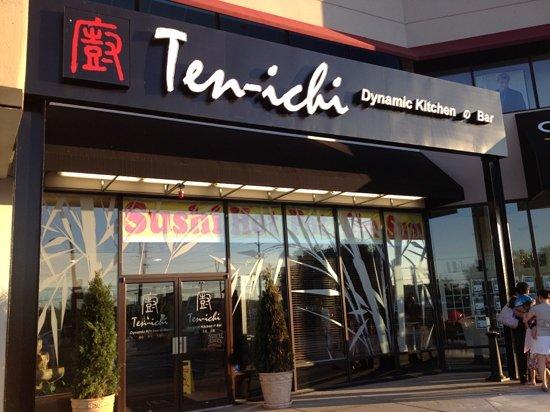 Ten-Ichi Dynamic Kitchen and Bar: front