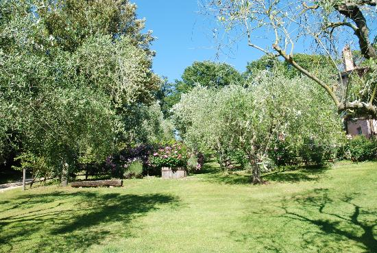 Casacoco': Parco