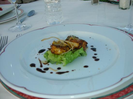 Casa Costa Azul Boutique Hotel: Delicious cuisine, artfully presented