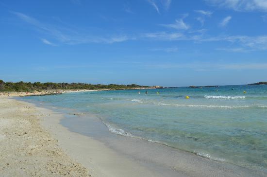Colonia de Sant Jordi, Spain: Playa Dolc