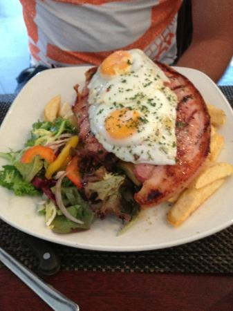 Wilson Arms: Gammon