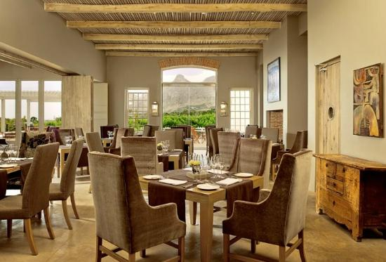 Catharina's Restaurant at Steenberg: Dining Room