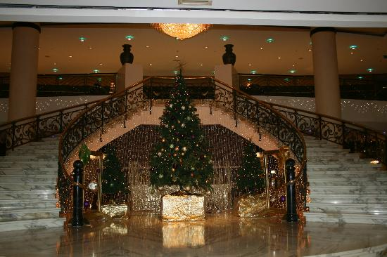 Sheraton Club des Pins Resort: Lobby