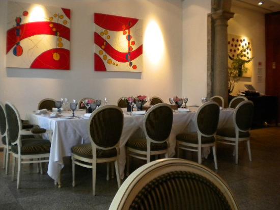 Centurium Restaurante : Interior