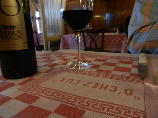 L'Auberge D'chez Eux: Upscale French Country Bistro