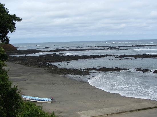 Sereia do Mar: Vista desde el Hotel 