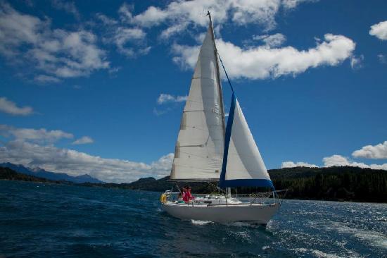 Velero el Orgulloso Bariloche: Yachting Bariloche