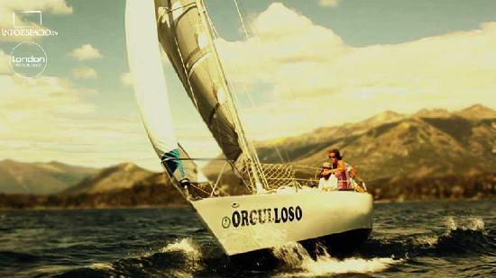 Velero el Orgulloso Bariloche: Navegando el Lago Nahuel Huapi