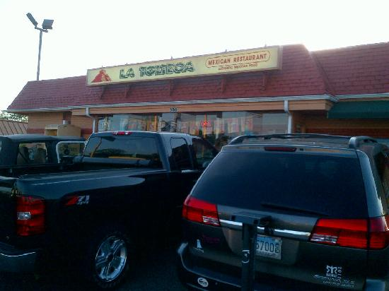La Tolteca in Bel Air (300 Baltimore Pike)