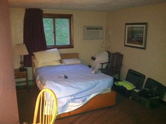 Four Flags Inn : room 2