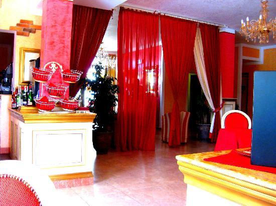 Hotel Sa Barrera: restaurant