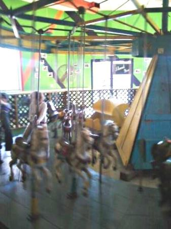 Apple Blossom Village : carousel