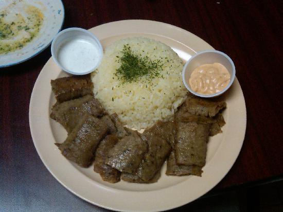 Manara Cafe: lamb