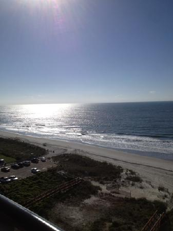 South Wind On The Ocean: view from 1107 balcony