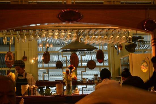 Claude's Le Cafe de Ville: nice