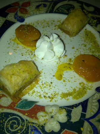 Pasha : Desert Plate