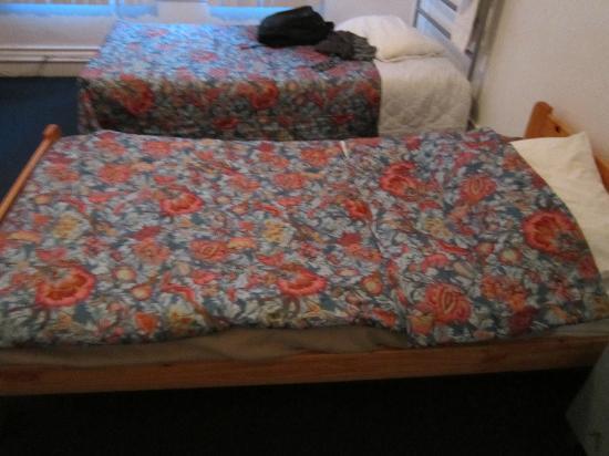 Vantaggio Suites Jefferson Square: beds