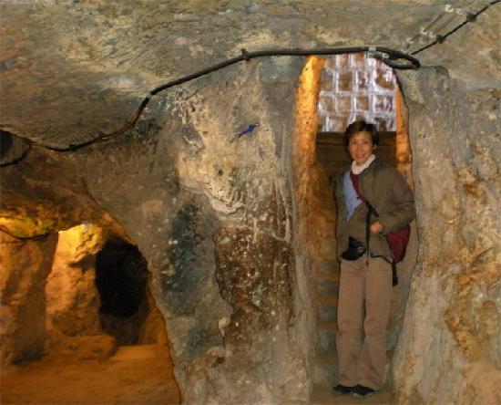 Derinkuyu underground city - Picture of Derinkuyu Yeralti ...
