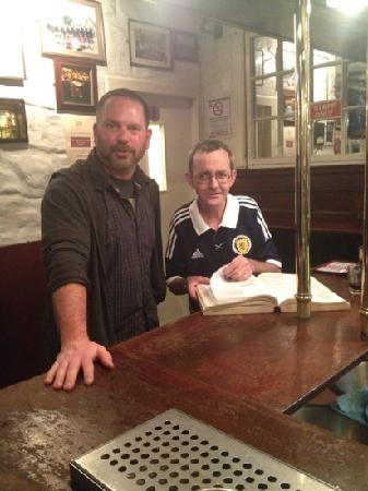 Scotsman's Lounge: The great song book