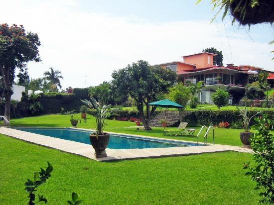 Villa jacaranda cuernavaca morelos opiniones y fotos Jardin villa serrano cuernavaca