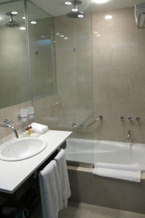 Sheraton Libertador Hotel: bathroom