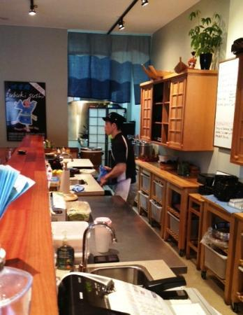 Fubuki Sushi: Open Kitchen