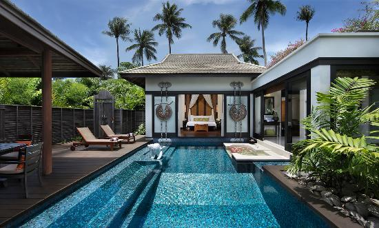普吉島邁考安納塔拉別墅度假酒店照片