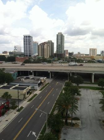 Hilton Garden Inn Jacksonville Downtown/Southbank : view from 814