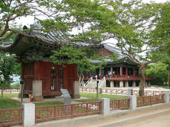 Jeonju, South Korea: Hanok Village