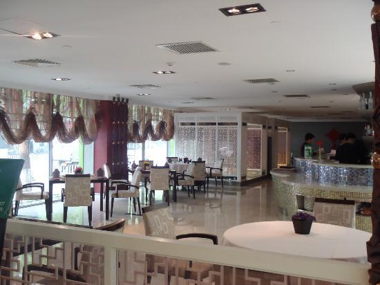 Hotel Kapok Beijing: Restaurant and Breakfast area