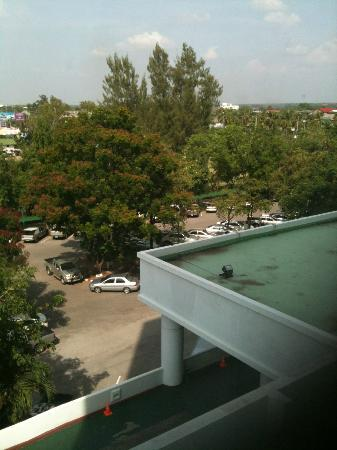 The Imperial Hotel and Convention Centre Korat: view