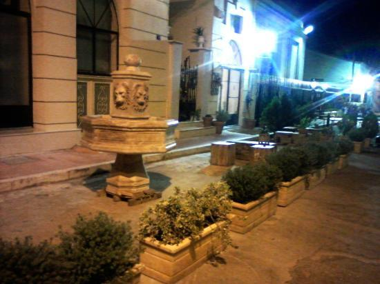 Hammam Baths : Just outside the hammam