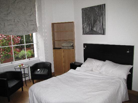 La camera da letto con il letto alla francese - Picture of ...