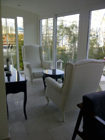Majesty Marina Vista Fethiye: reception