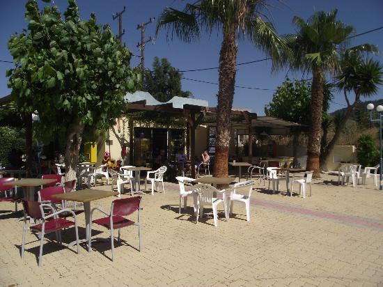 Sunland Hotel: Bar