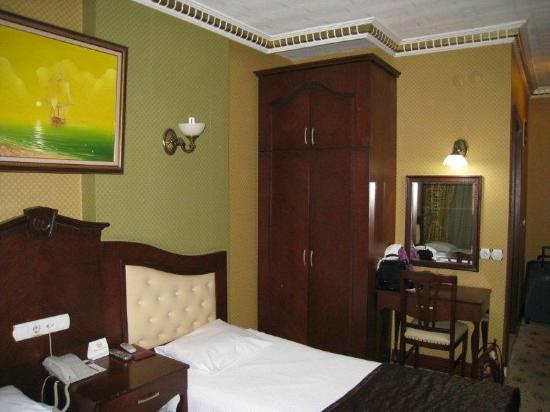 Ankara Royal Hotel : La chambre (2)
