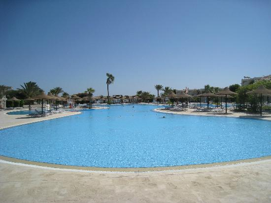 Club Azur Resort: la piscine