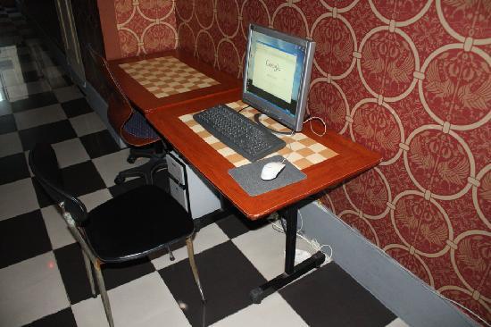 Samwonjang Motel: 내부2