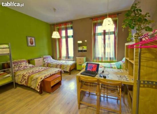 Hostel Fraszka: Pokój wieloosobowy na 7 łóżek