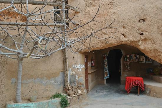 Hotel Marhala: Courtyard