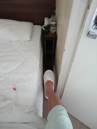 Elysee Hotel: l'ampio spazio vivibile