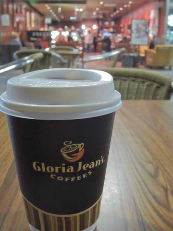 Gloria Jean's: The coffee
