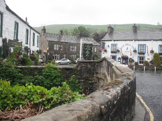 Pennycroft Guest House: This village is great