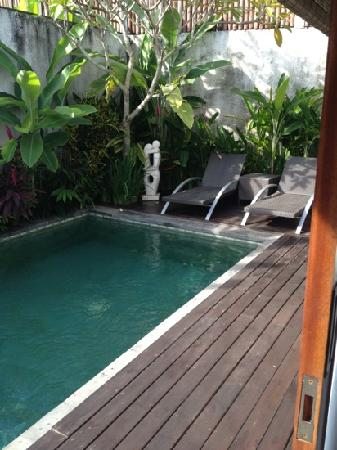 Grania Bali Villas: pool