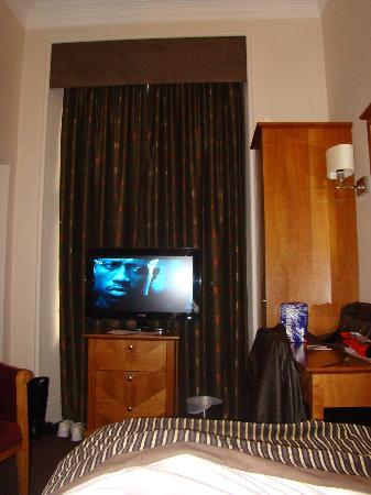 Mercure Aberdeen Caledonian Hotel: Room