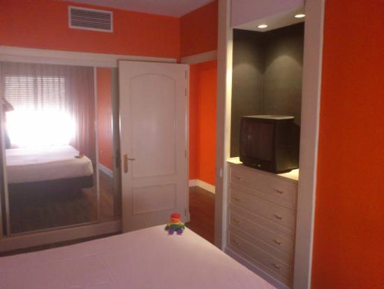 ILUNION Suites Madrid: Standard Classic 1309 Habitación.