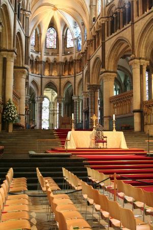 Canterbury Audio Tours: Kathedraal van Canterbury