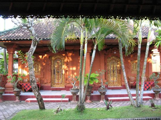 Kesumasari Beach Cottages