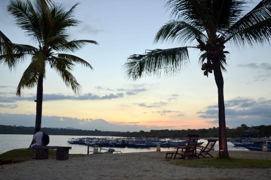 Mimpi Resort Menjangan : vue du restaurant