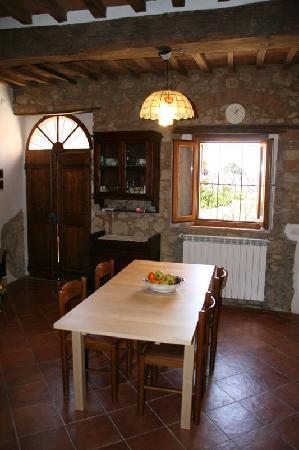 Dago House: Cucina